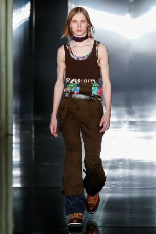 Dsquared2 Men & Women Fall Winter 2019 Milan20