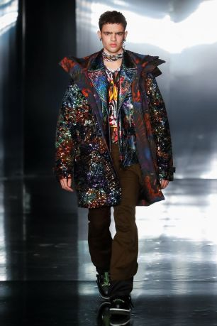 Dsquared2 Men & Women Fall Winter 2019 Milan27