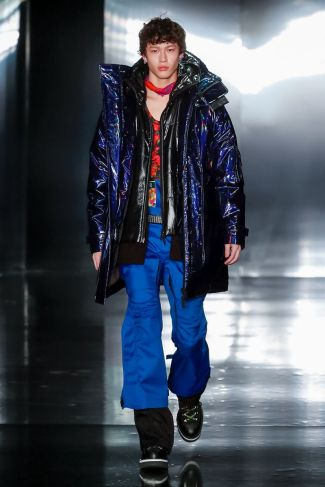 Dsquared2 Men & Women Fall Winter 2019 Milan40
