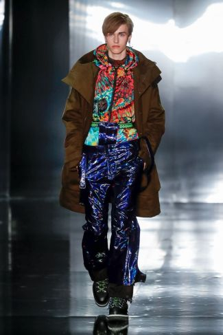Dsquared2 Men & Women Fall Winter 2019 Milan42
