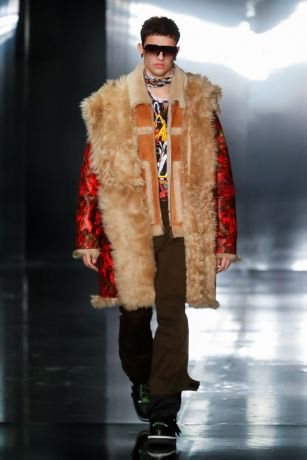 Dsquared2 Men & Women Fall Winter 2019 Milan9