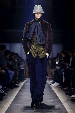 Dunhill Menswear Fall Winter 2019 Paris13