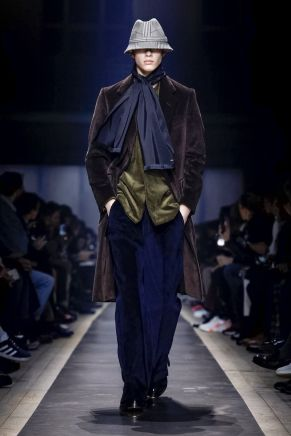 Dunhill Menswear Fall Winter 2019 Paris13