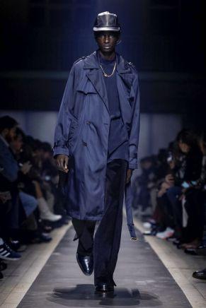 Dunhill Menswear Fall Winter 2019 Paris14