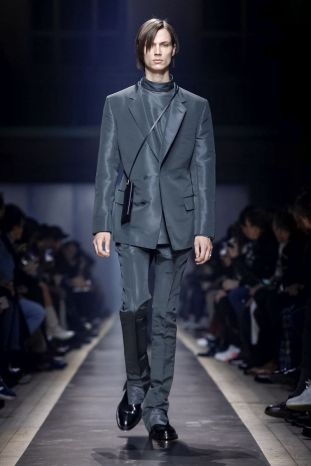 Dunhill Menswear Fall Winter 2019 Paris17