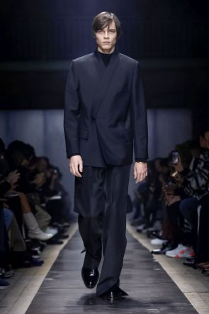 Dunhill Menswear Fall Winter 2019 Paris28