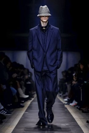 Dunhill Menswear Fall Winter 2019 Paris3