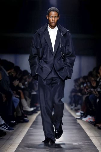 Dunhill Menswear Fall Winter 2019 Paris34