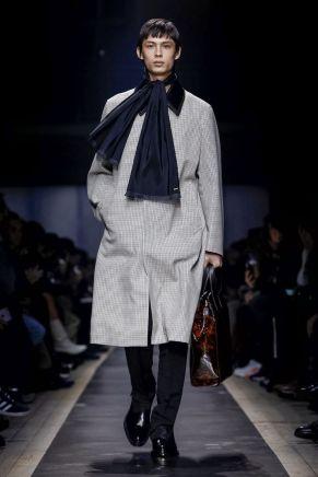 Dunhill Menswear Fall Winter 2019 Paris4