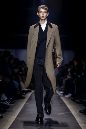 Dunhill Menswear Fall Winter 2019 Paris6