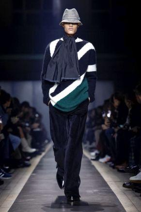 Dunhill Menswear Fall Winter 2019 Paris7