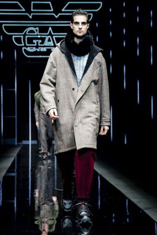 Emporio Armani Menswear Fall Winter 2019 Milan103