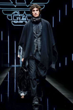 Emporio Armani Menswear Fall Winter 2019 Milan11