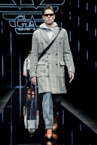 Emporio Armani Menswear Fall Winter 2019 Milan110