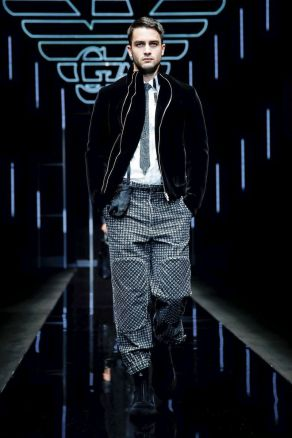 Emporio Armani Menswear Fall Winter 2019 Milan12