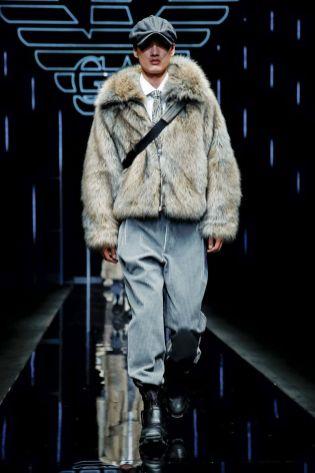 Emporio Armani Menswear Fall Winter 2019 Milan122