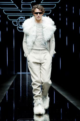 Emporio Armani Menswear Fall Winter 2019 Milan129