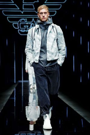 Emporio Armani Menswear Fall Winter 2019 Milan132