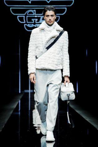 Emporio Armani Menswear Fall Winter 2019 Milan133