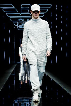 Emporio Armani Menswear Fall Winter 2019 Milan134