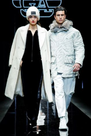 Emporio Armani Menswear Fall Winter 2019 Milan137
