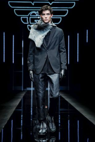 Emporio Armani Menswear Fall Winter 2019 Milan15