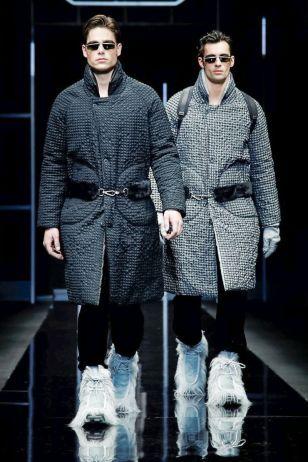 Emporio Armani Menswear Fall Winter 2019 Milan18