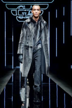Emporio Armani Menswear Fall Winter 2019 Milan20