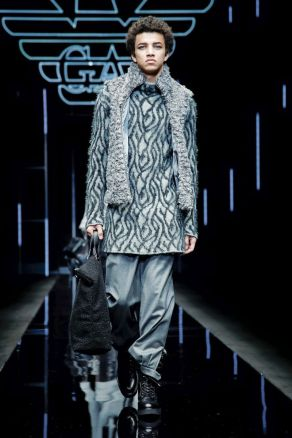 Emporio Armani Menswear Fall Winter 2019 Milan25