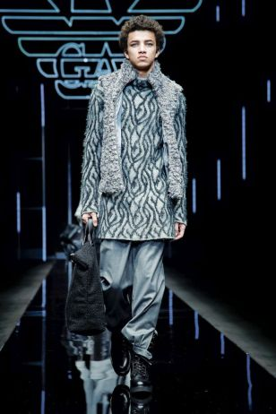 Emporio Armani Menswear Fall Winter 2019 Milan25