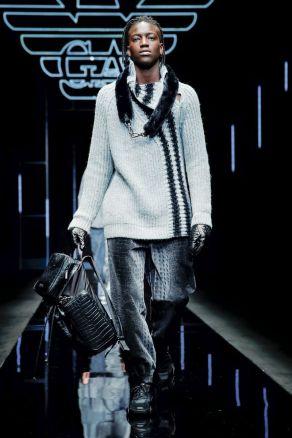 Emporio Armani Menswear Fall Winter 2019 Milan26
