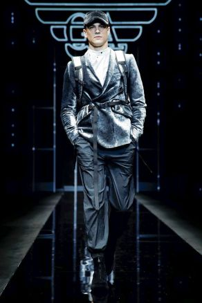 Emporio Armani Menswear Fall Winter 2019 Milan27