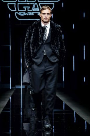 Emporio Armani Menswear Fall Winter 2019 Milan3