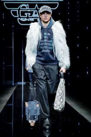 Emporio Armani Menswear Fall Winter 2019 Milan33