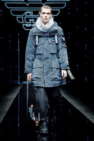 Emporio Armani Menswear Fall Winter 2019 Milan37