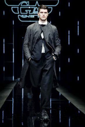 Emporio Armani Menswear Fall Winter 2019 Milan4