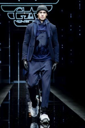 Emporio Armani Menswear Fall Winter 2019 Milan50