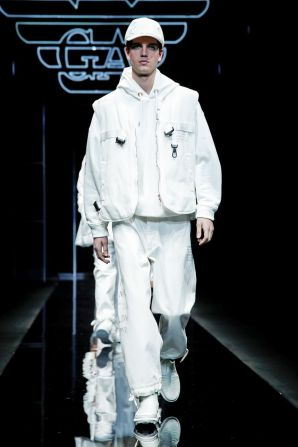 Emporio Armani Menswear Fall Winter 2019 Milan51