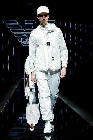 Emporio Armani Menswear Fall Winter 2019 Milan52