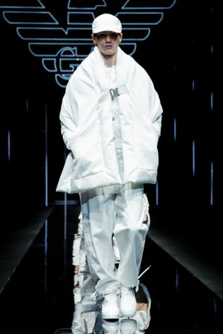 Emporio Armani Menswear Fall Winter 2019 Milan55