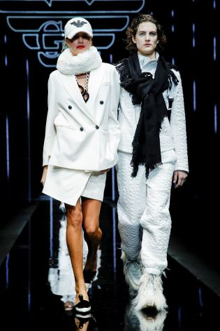 Emporio Armani Menswear Fall Winter 2019 Milan58