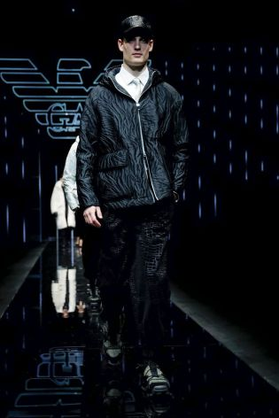 Emporio Armani Menswear Fall Winter 2019 Milan62