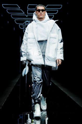 Emporio Armani Menswear Fall Winter 2019 Milan64