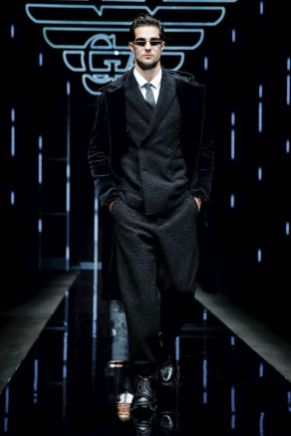 Emporio Armani Menswear Fall Winter 2019 Milan7