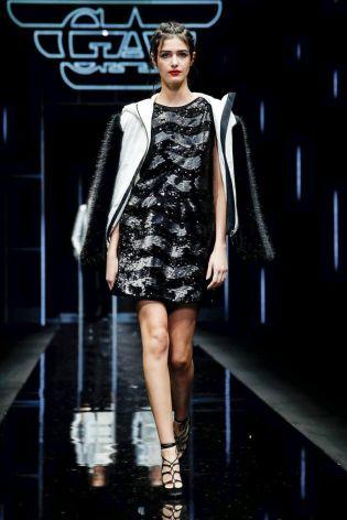 Emporio Armani Menswear Fall Winter 2019 Milan72