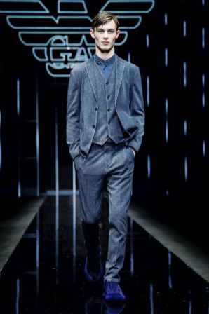 Emporio Armani Menswear Fall Winter 2019 Milan78
