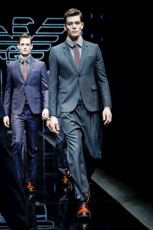 Emporio Armani Menswear Fall Winter 2019 Milan80