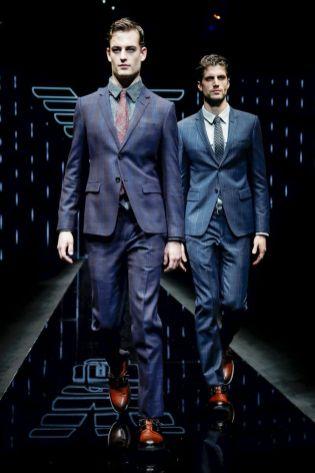 Emporio Armani Menswear Fall Winter 2019 Milan82