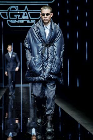 Emporio Armani Menswear Fall Winter 2019 Milan85