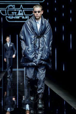 Emporio Armani Menswear Fall Winter 2019 Milan85